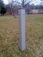 Градинско осветление 16W/800mm (снимка)
