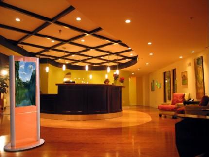 Киоск в хотел LED
